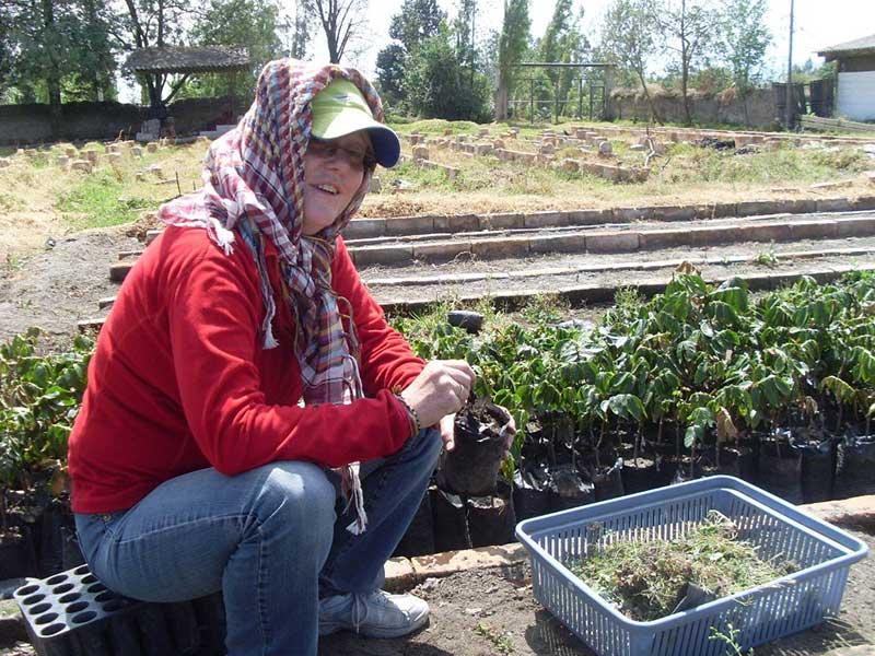 Schutz alter Pflanzenarten in Ecuador