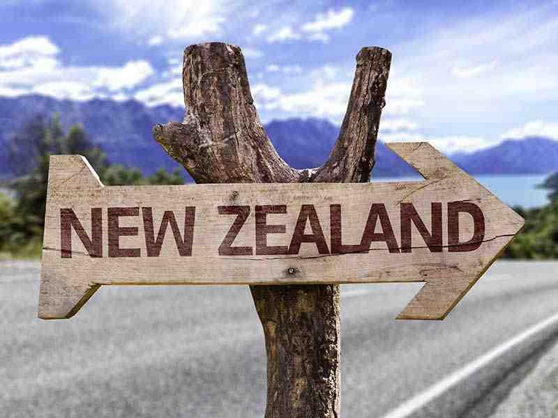 Schild New Zealand