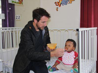 Teilnehmer mit Kind