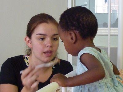Freiwillige im Kinderhospiz