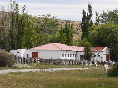 Patagonische Estancia