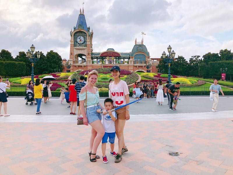 Chinesisches Disneyland