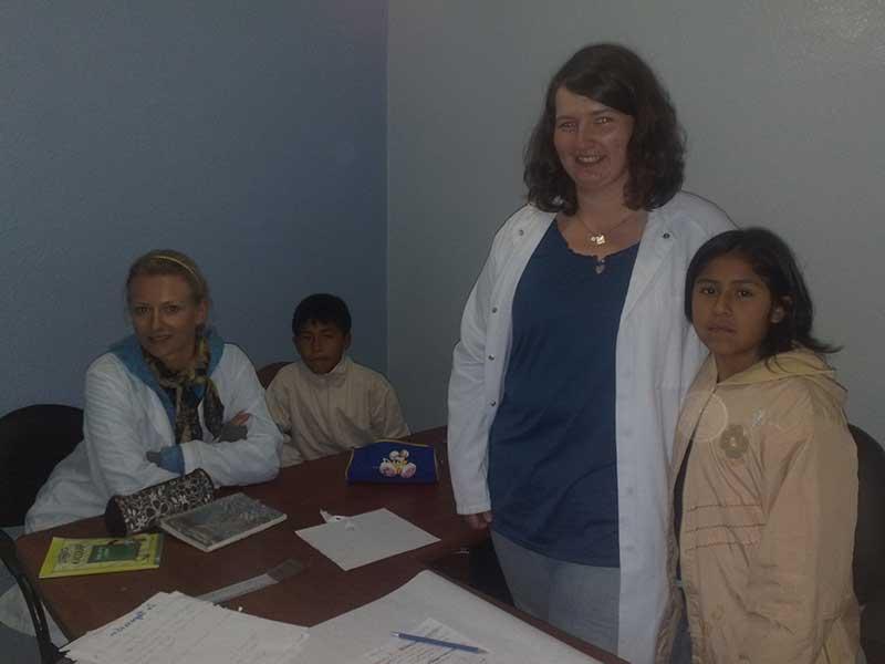 Klinik für Bedürftige