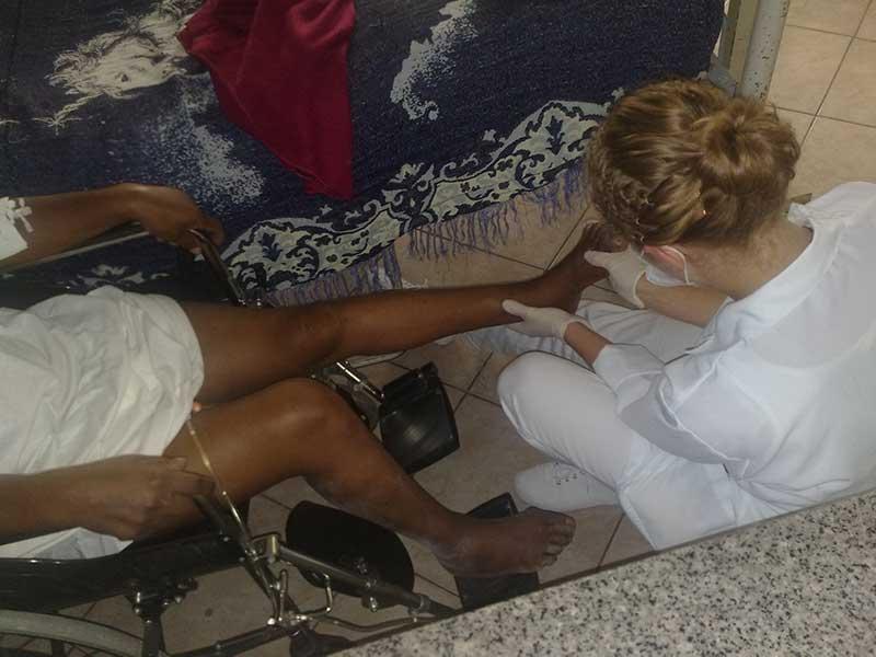 Pflegepraktikum in Ecuador