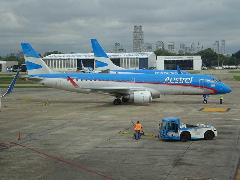 Buenos Aires Flughafen