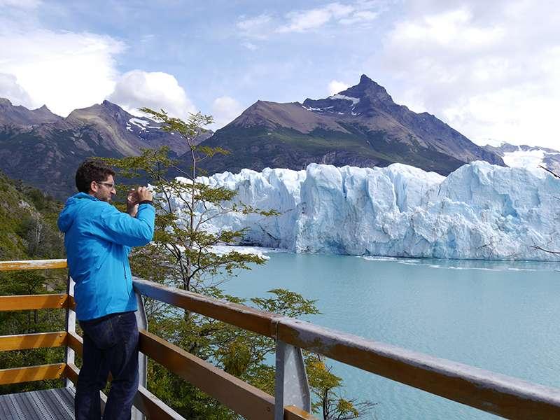 Perito Moreno Gletscher fotografieren