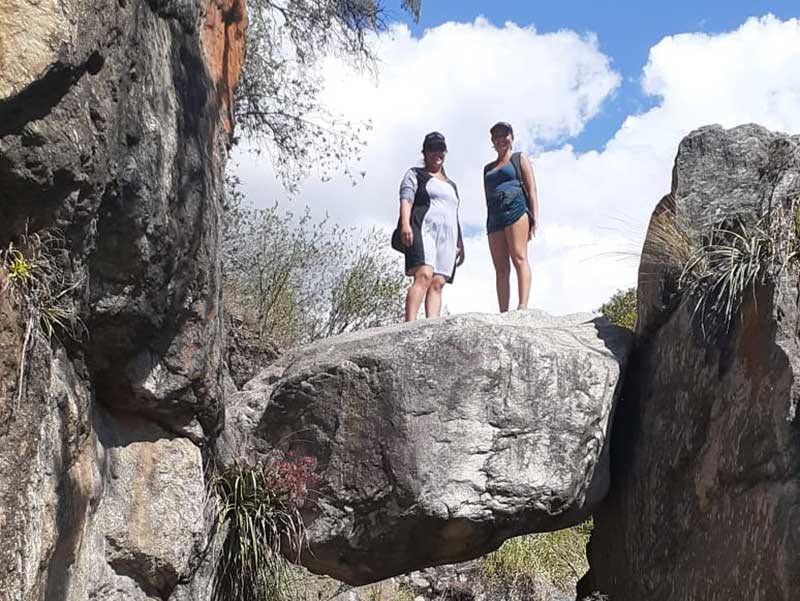 Trekking in den Sierras