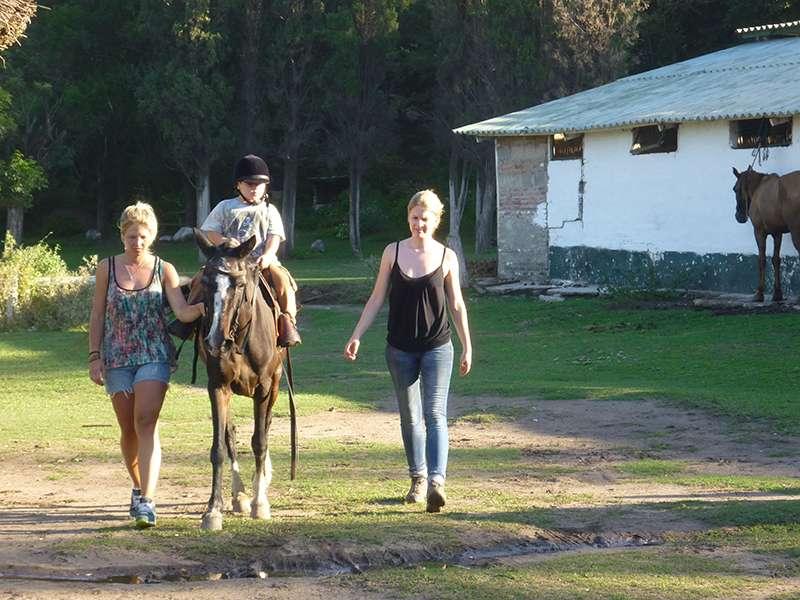 Freiwilligenarbeit Reittherapie Argentinien