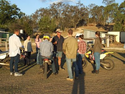 Trainingsfarm Biking