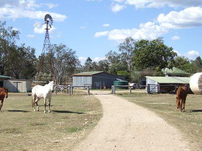 Training farm in Queensland Australia