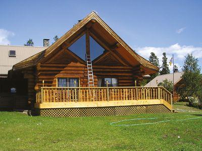 Farm Cabin Alberta