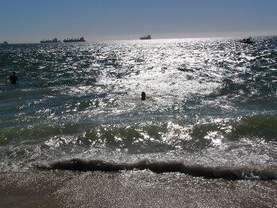 Pazifik bei Viña del Mar