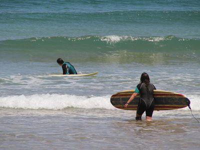 Surfen in Chile