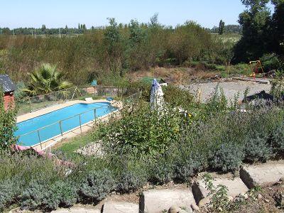 Hostel Garden Pool Chile