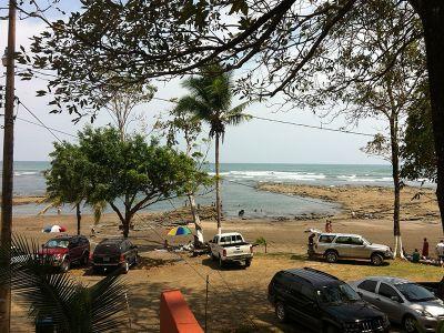 Strandabschnitt Costa Rica