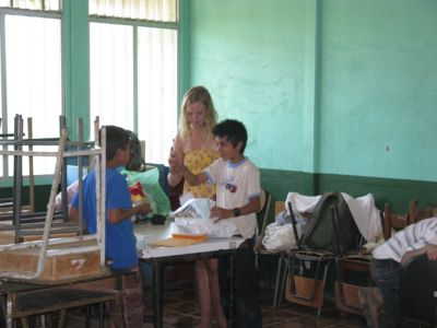 Social work with children in Costa Rica