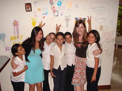 Child care in Costa Rica