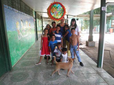 Primary school in Costa Rica