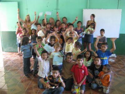 Kindergarden in Costa Rica