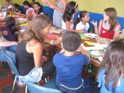 Child care centre Costa Rica