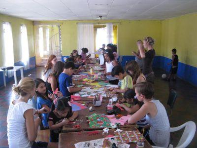Child care center in Costa Rica