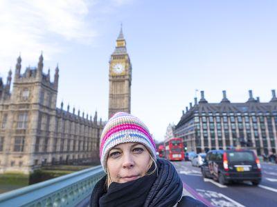Intern in London UK