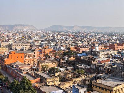 City of Jaipur India