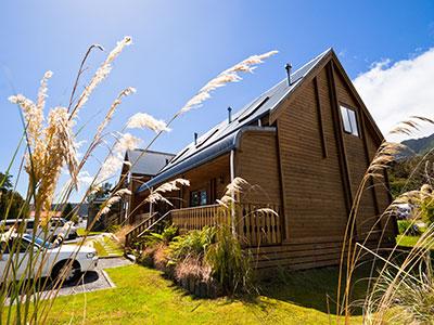 Landhotel in Neuseeland