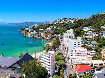 Hotels in Touristenort in Neuseeland