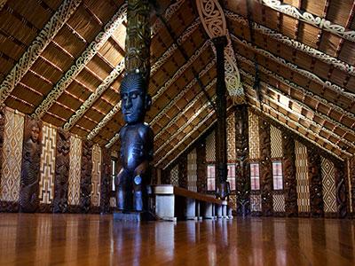 Museum für Ethnologie in Neuseeland