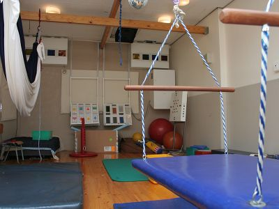 Training room physiotherapy South Africa