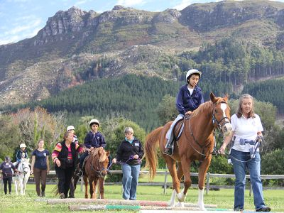 Equine Therapy near Cape Town South Africa