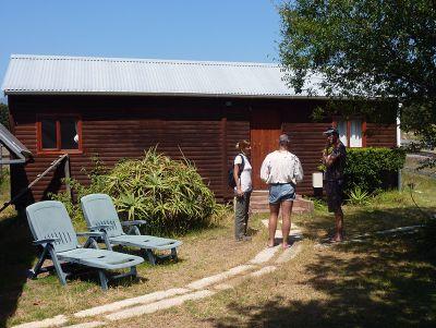 Volunteer house in Cape Town