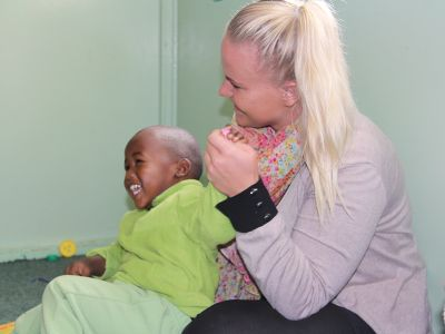Fun with kids in Cape Town