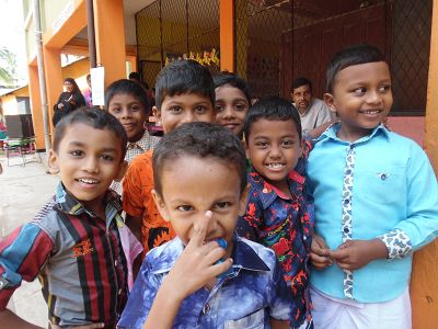 Young kids Sri Lanka