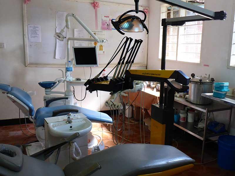 Abteilung Zahnmedizin