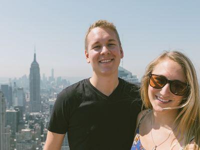 Interns in New York City