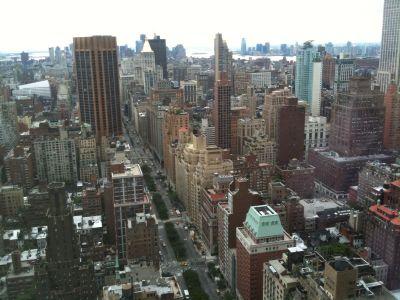 Paid internship in New York City