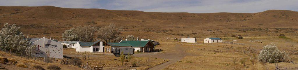 Argentinien Patagonien Estancia