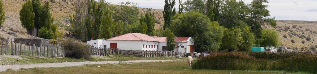 Argentinien Patagonien Estancia Casco