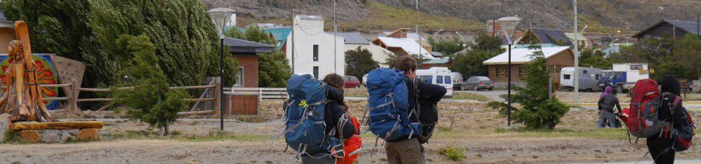 Chile Patagonien Backpacker
