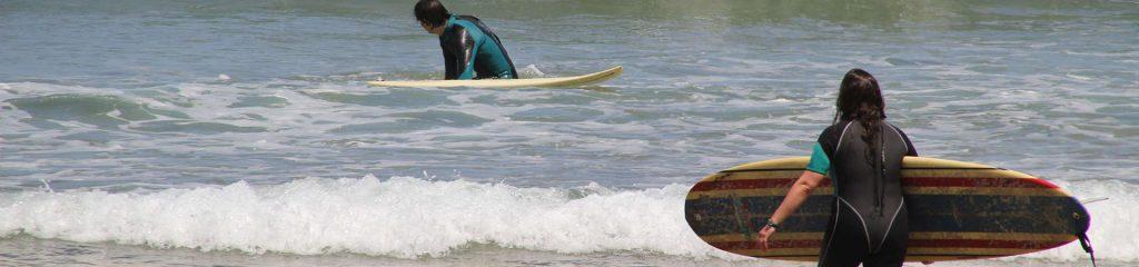 Chile Surfschool Job Surfing Surfer