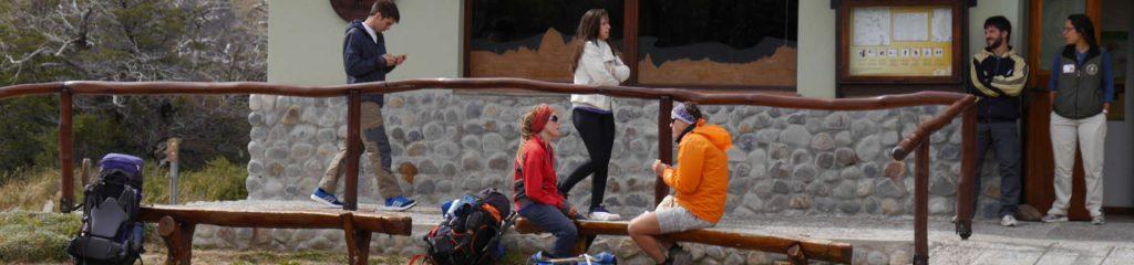 Chile Hostel Patagonien Job
