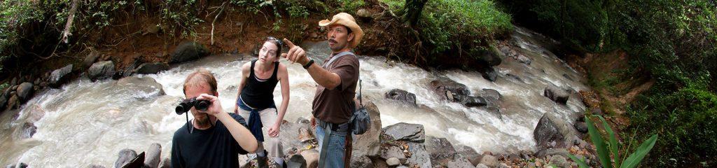 Costa Rica Dschungel Tour 3 Pax