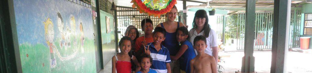 Costa Rica Grundschule Schüler