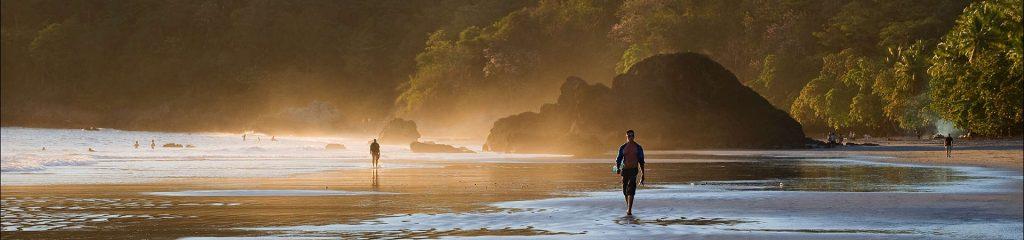 Costa Rica Beach Dawn