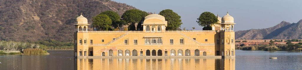 Indien Jaipur Goldener Palast