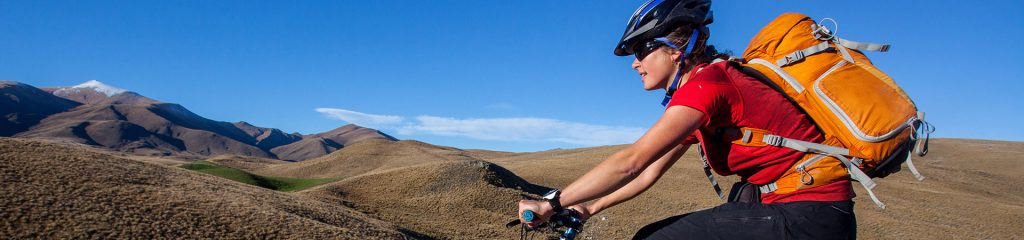 Mountain Biking in Neuseeland