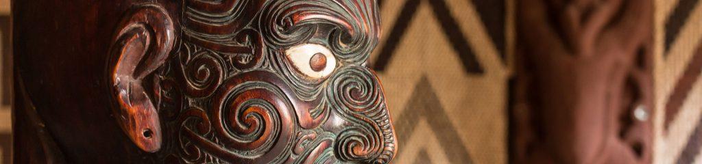 Maori-Kunst in Neuseeland