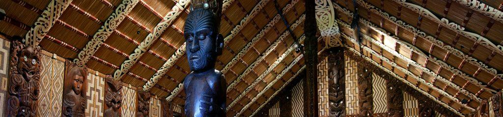 Ethnologisches Museum in Neuseeland